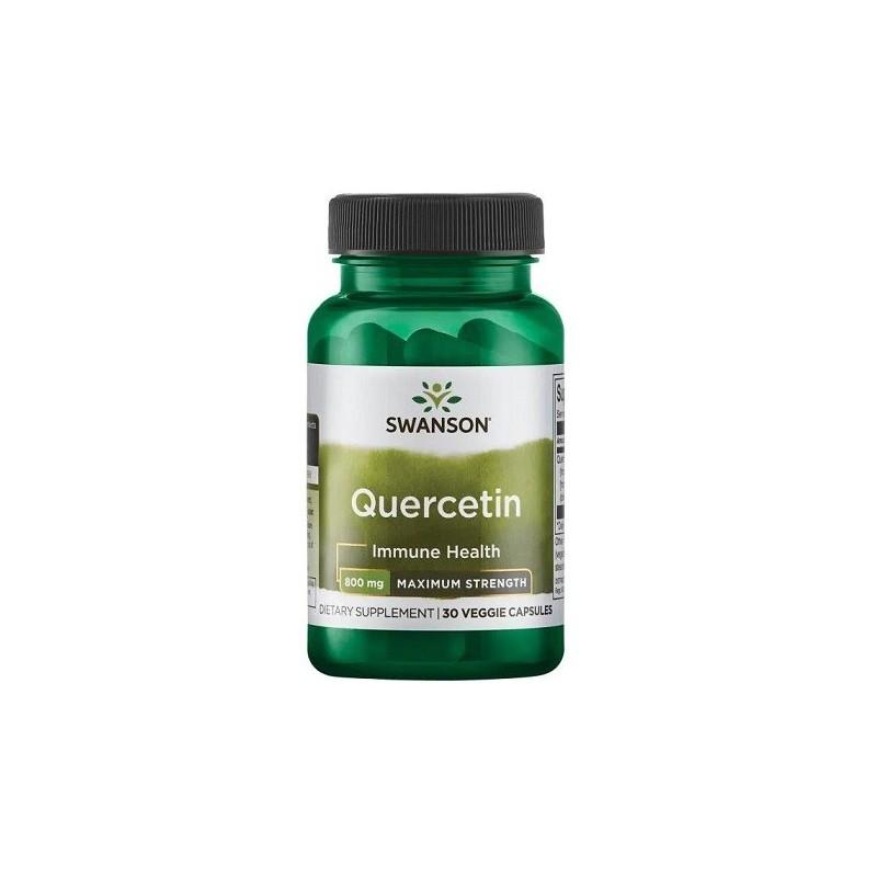Quercetine 30 capsules végétaliennes