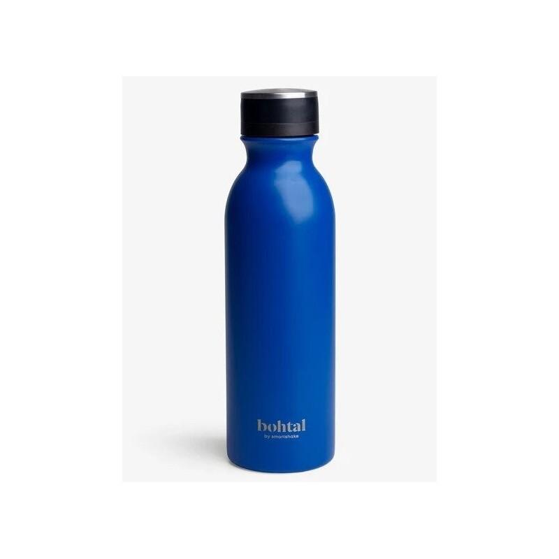 Botella aislante Bohtal, azul, 600 ml