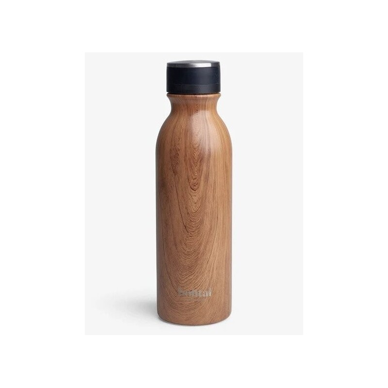 Bouteille isotherme Bohtal, bois, 600 ml