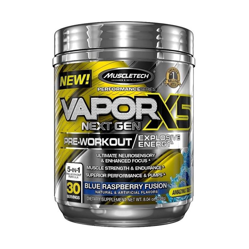 Vapor X5 Next Gen Pre-Workout - 228g