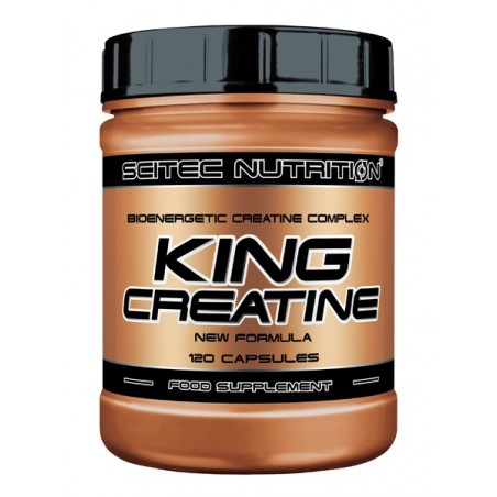 King Creatine (120 gélules)