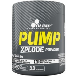 Pump Xplode Powder, Xplosive Cola - 300g