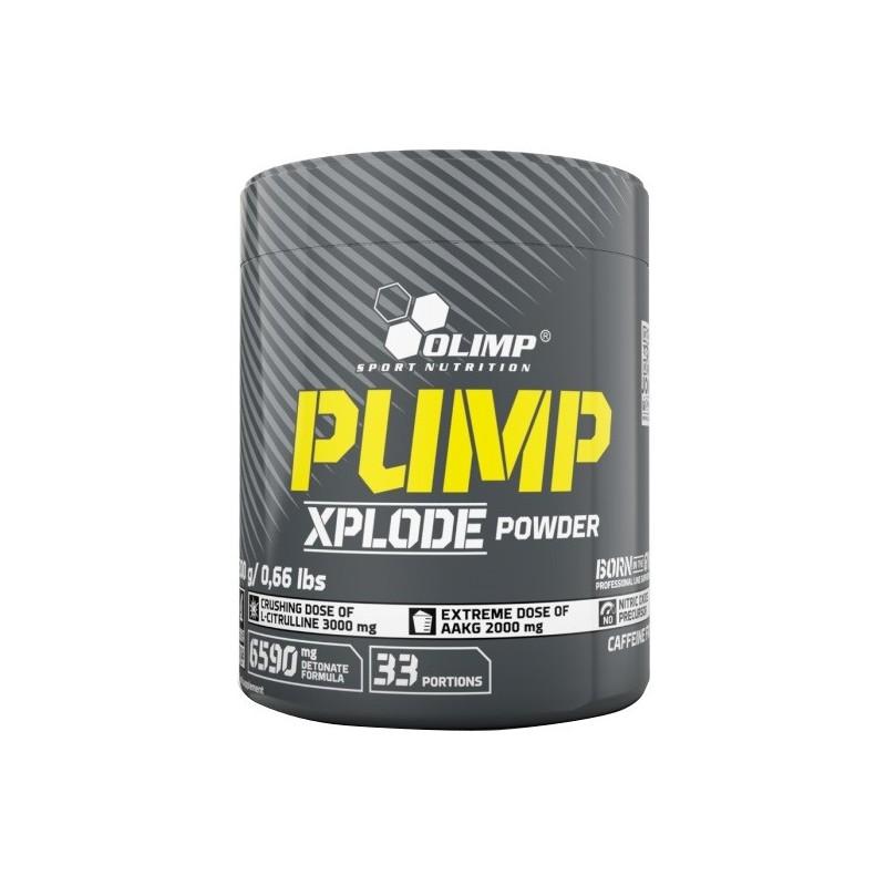 Pump Xplode en poudre - 300 gr