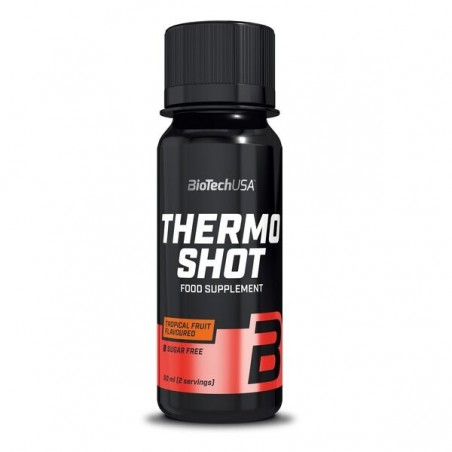 Thermo Shot, Tropical Fruit - 20 x 60 ml.