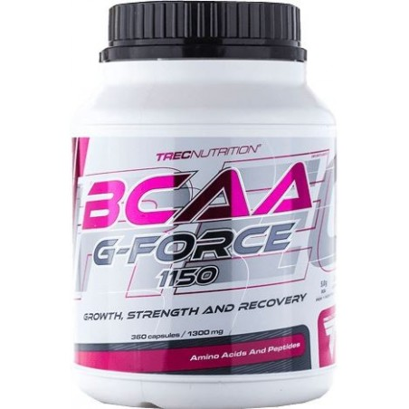 BCAA G-Force 1150 360 caps
