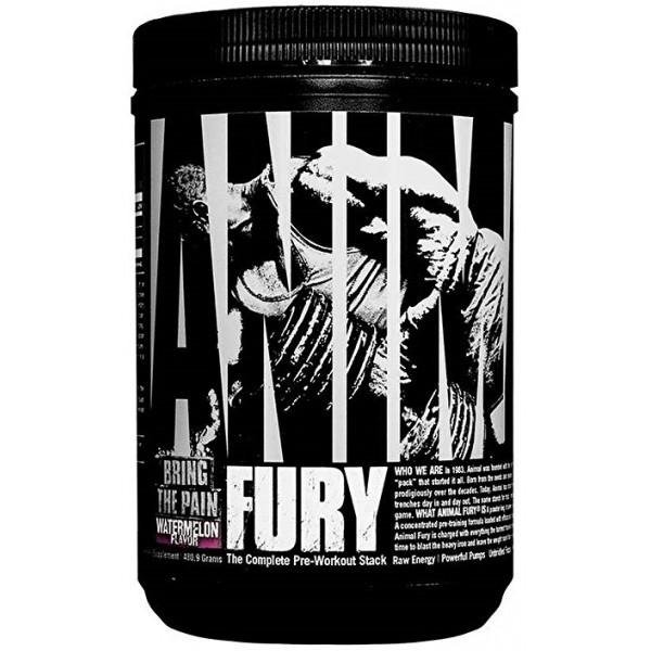 Animal Fury (480 - 512 gr)