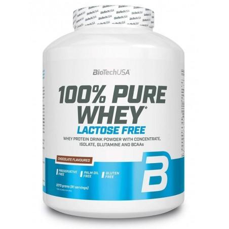 100% Pure Whey SANS LACTOSE 2270 gr