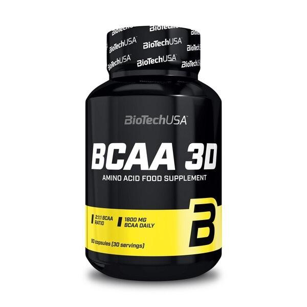 bcaa 3d 90 caps biotech