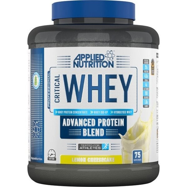 Critical Whey Applied Nutrition