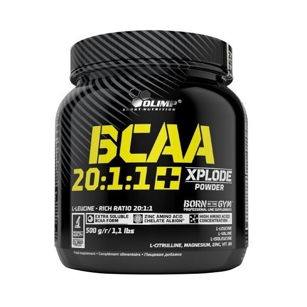BCAA 20:1:1 Xplode Olimp Nutrition