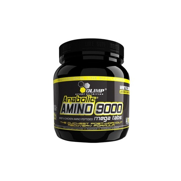 Anabolic Amino 9000, Mega Tabs - 300 tabs