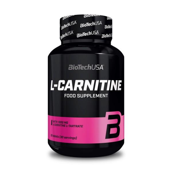 L-Carnitine 1000 mg BiotechUSA
