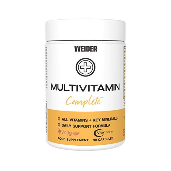 Multivitamin Complete - 90 caps