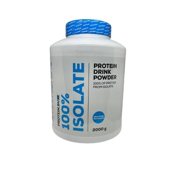 100% Isolate - 2000 gr