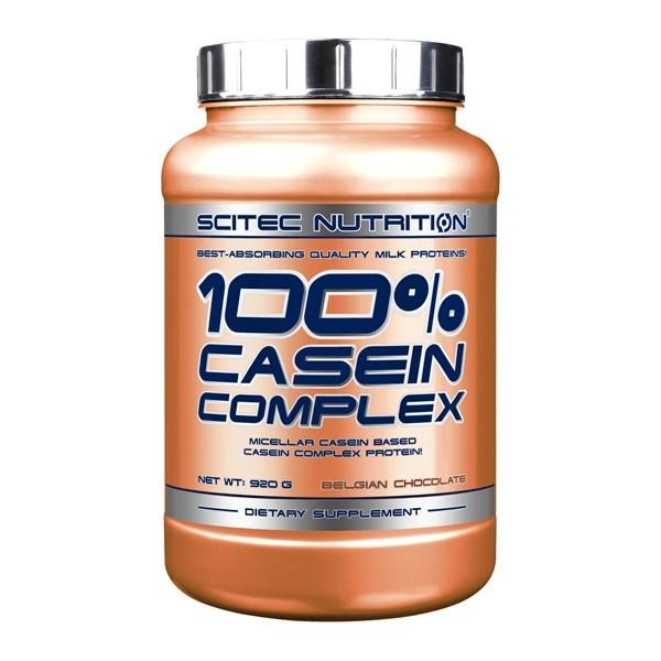 100% Casein Complex 920 g  Scitec Nutrition