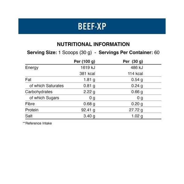 Beef-XP 1800 gr