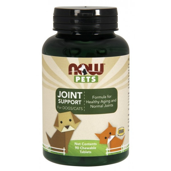 Cuidado de las articulaciones de perros y gatos - 90 comprimidos masticables