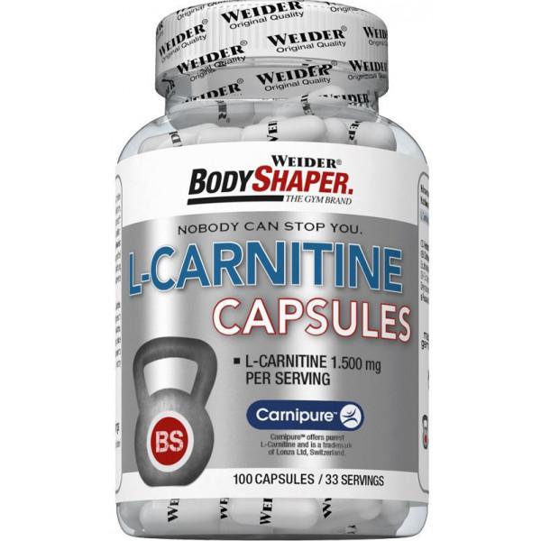 L-Carnitine Weider