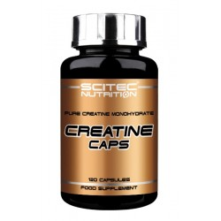 Créatine (120 capsules)