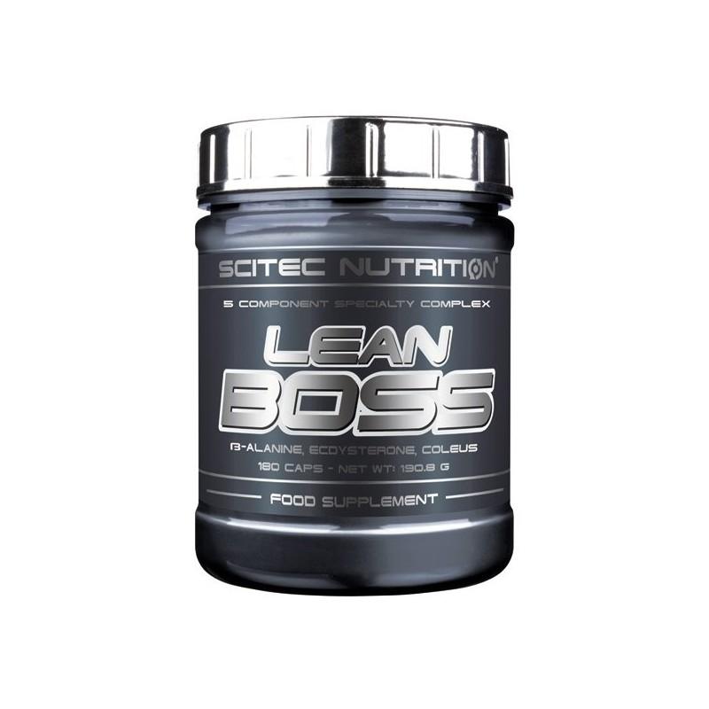 Lean Boss 180 capsules Scitec Nutrition