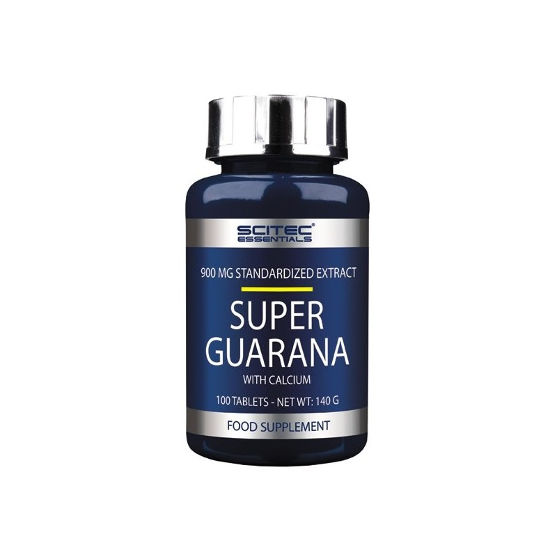 Super Guarana 100 tablettes