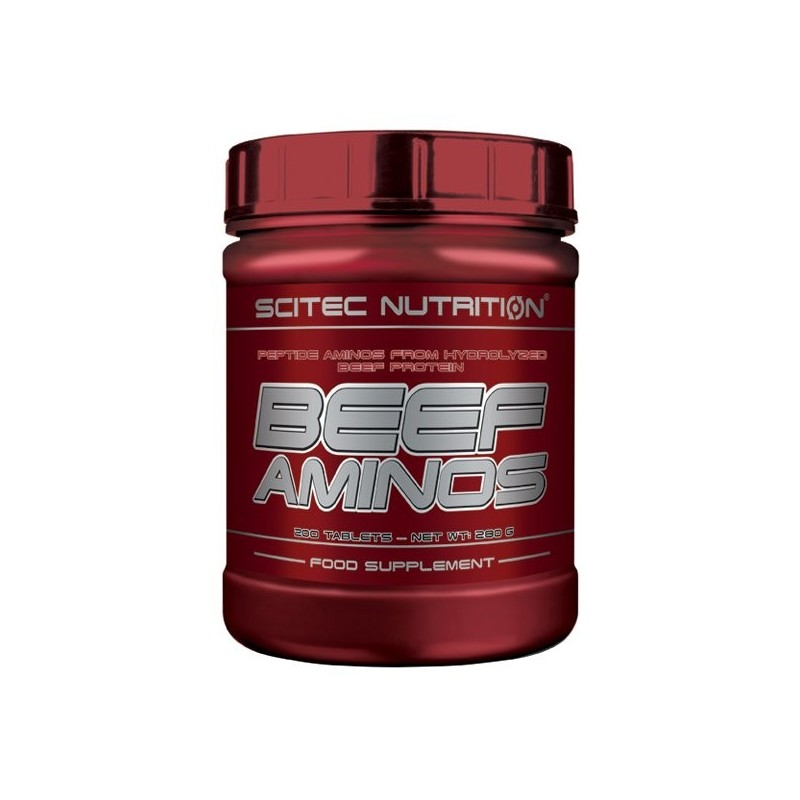 Beef Aminos 200 tablettes