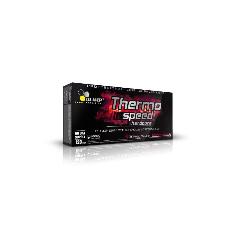 Thermo Speed Hardcore 120 capsules
