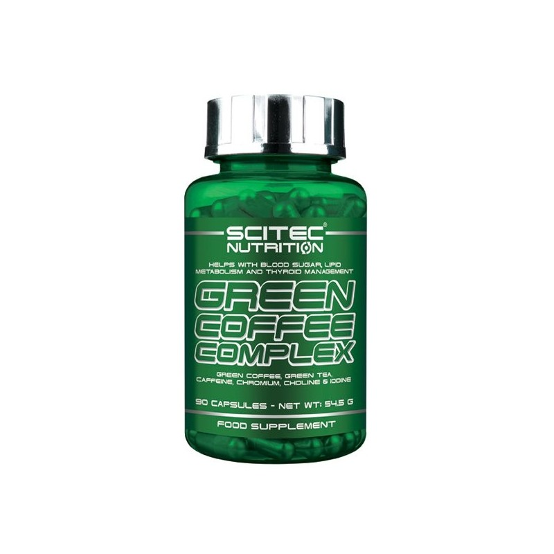 Green Coffee Complex 90 capsules Scitec Nutrition