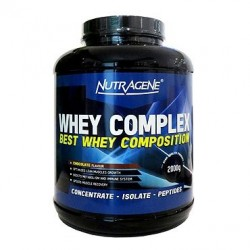Protéine Whey Complex (2000 gr) Nutragene