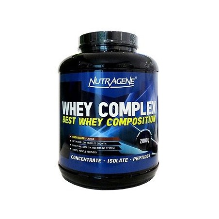 Whey Complex (2000 gr)