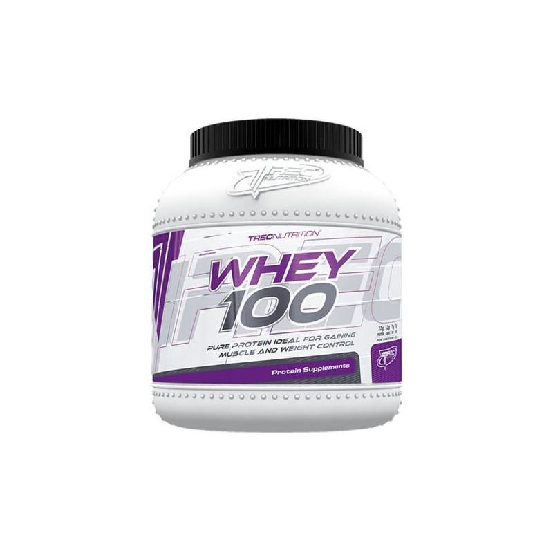 Whey 100 Trec Nutrition 1500 gr - Protéine Whey