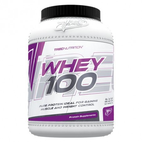 Whey 100 Trec Nutrition 600 gr - Protéine Whey