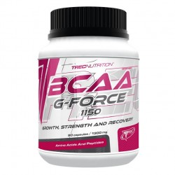 BCAA G-Force 1150 90 capsules Trec Nutrition