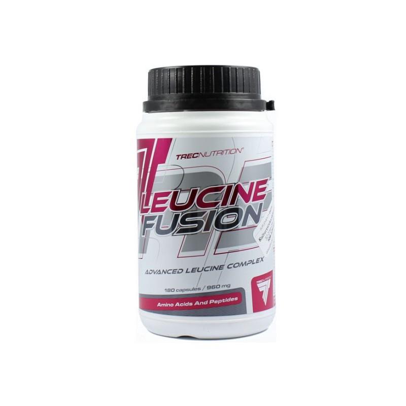 Leucine Fusion 180 capsules Trec Nutrition