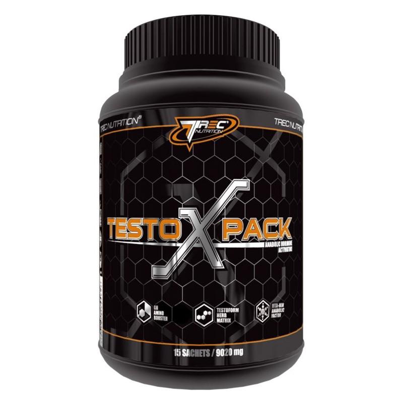 Testo X Pack 15 sachets Trec Nutrition