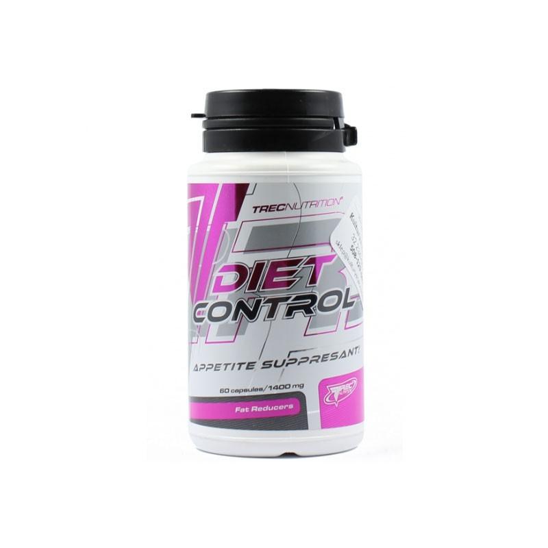 Diet Control (60 capsules) Coupe Faim de Trec Nutrition