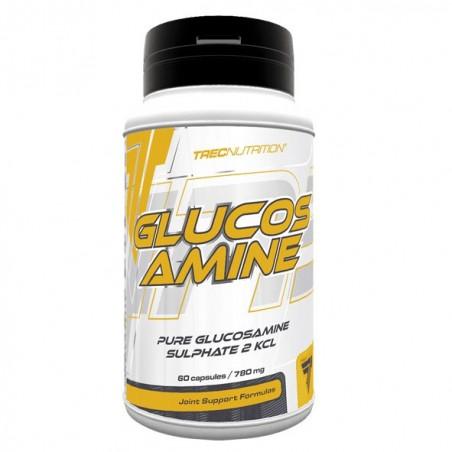 Glucosamine 60 capsules Trec Nutrition