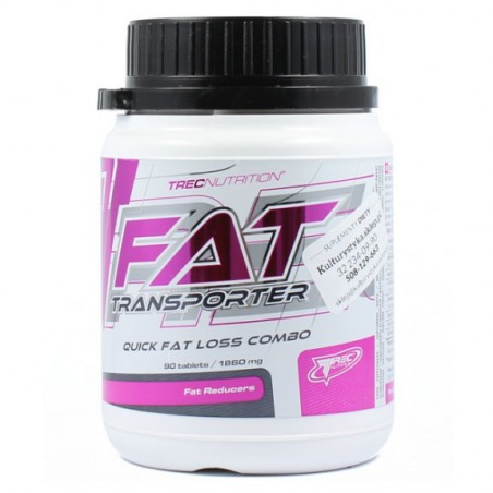 Fat Transporter 90 tablettes Trec Nutrition