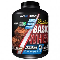 Basic Whey (2000 gr) Ironmuscle