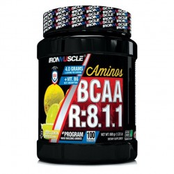 BCAA 8.1.1 LEUCINE POWER (600 gr) Ironmuscle