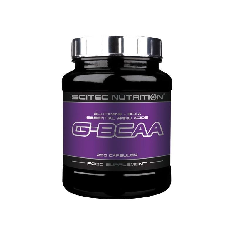 G-BCAA 250 capsules