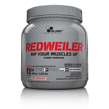 Redweiler 480 gr Olimp Sport Nutrition