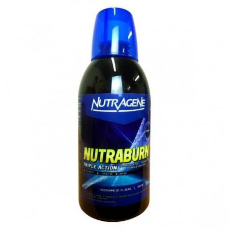 Nutraburn (500 ml) de Nutragene - Brûleur de graisse