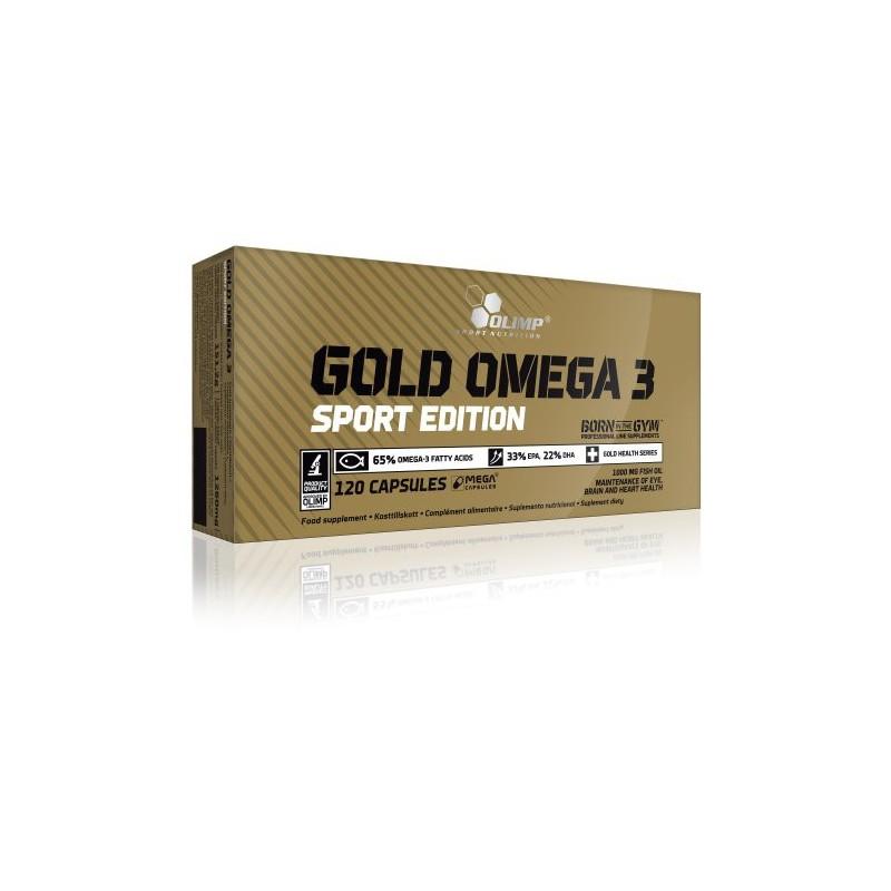 Gold Omega 3 (120 capsules) Olimp Sport Nutrition