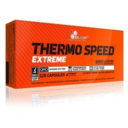 Thermo Speed Extreme 120 capsules Olimp Sport Nutrition