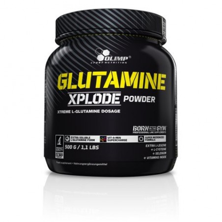 Glutamine Xplode Powder (500 gr)