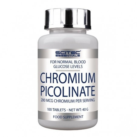 Chromium Picolinate (100 tablettes)