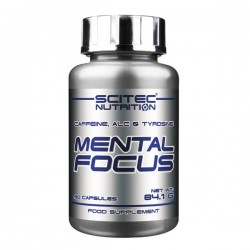 Mental Focus (90 capsules) Scitec Nutrition