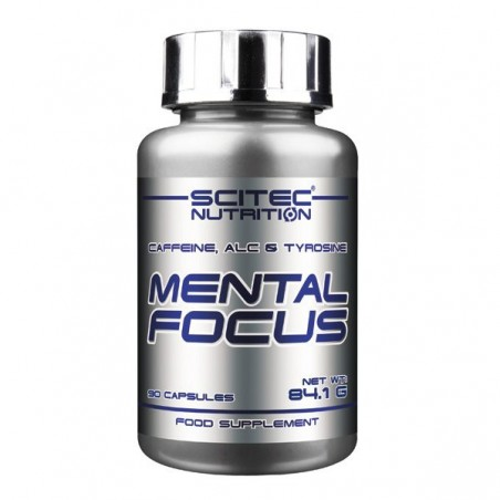 Mental Focus (90 capsules) Scitec Nutrition