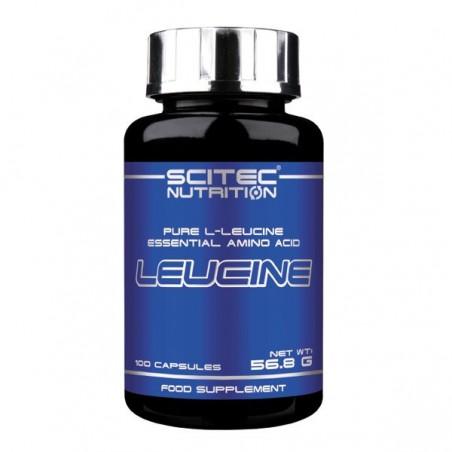 Leucine (100 capsules)